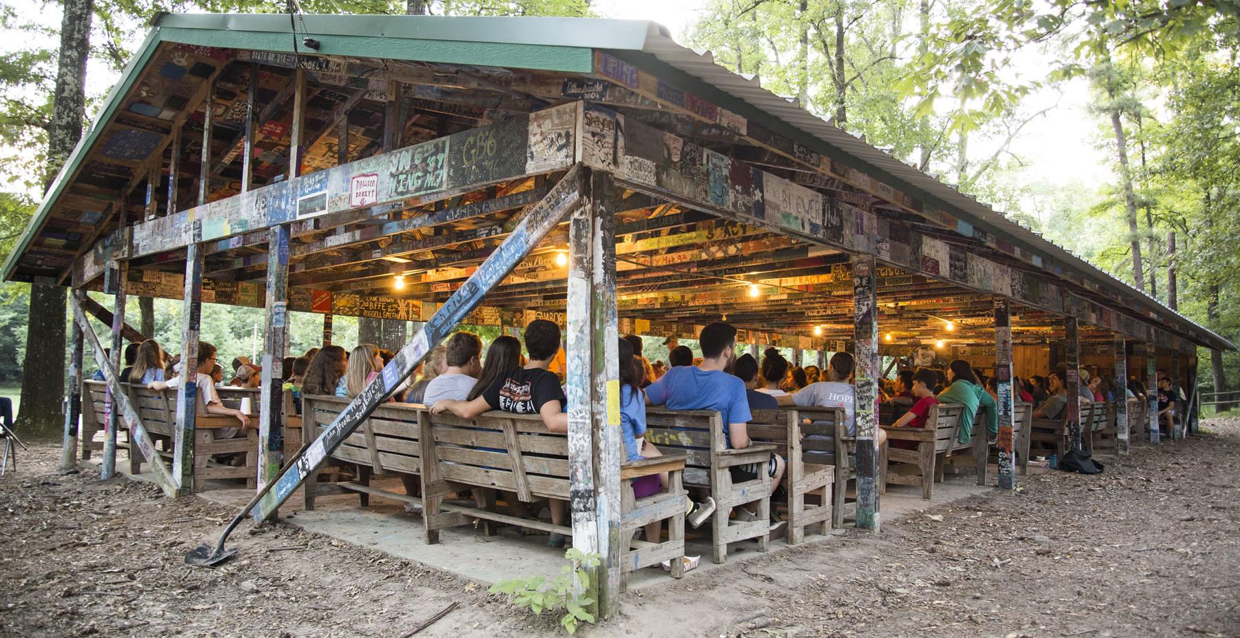 Camp Deer Run - Winnsboro, Texas